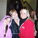 Lovely ladies in rain coats