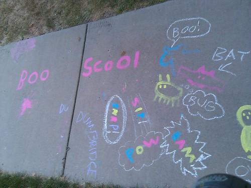 """""""Boo Scool"""""""