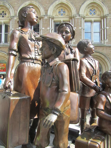 Children of the Kindertransport, Liverpool St