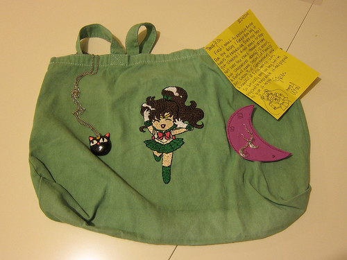 Sailor Moon Craft Swap Goodies!
