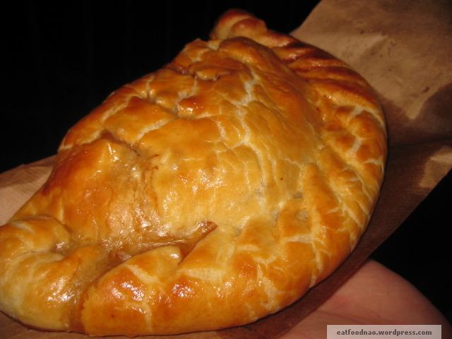 Yooper Pasty from Bridgeport Pasty