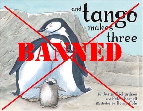 tango makes three banned