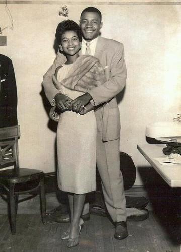 Joe & Sylvia Robinson
