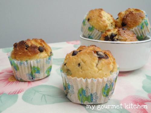 chocochip muffin