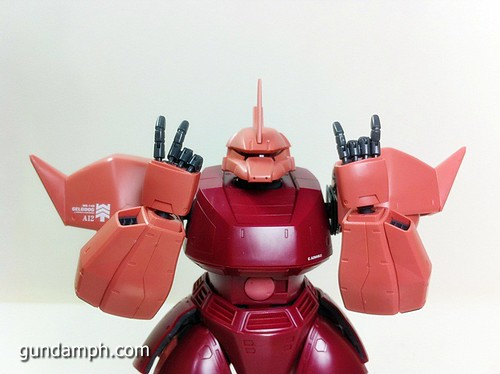 MG Char Aznable's Gelgoog (73)
