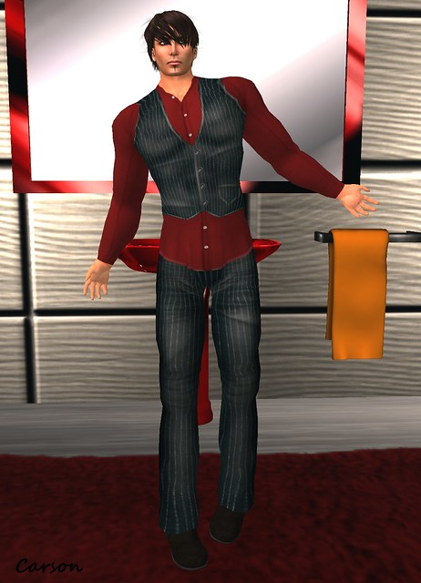 LashWare - Shirt and Vest