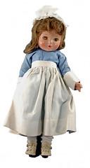 Doll in Nursing Uniform