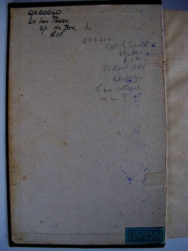 malay grammar inside cover by Brian Spittle