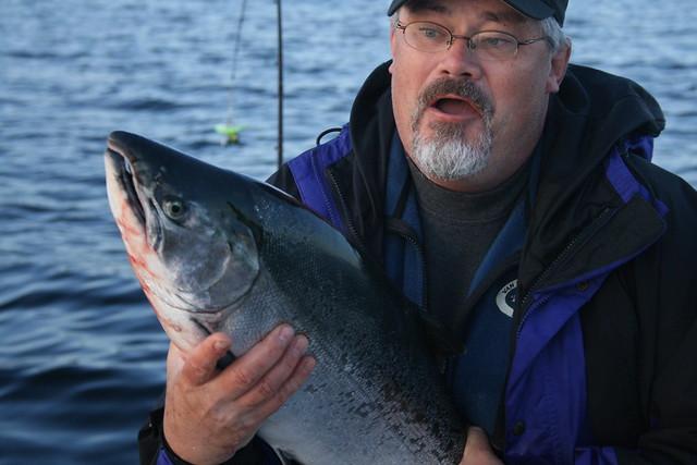 Salmon Slam