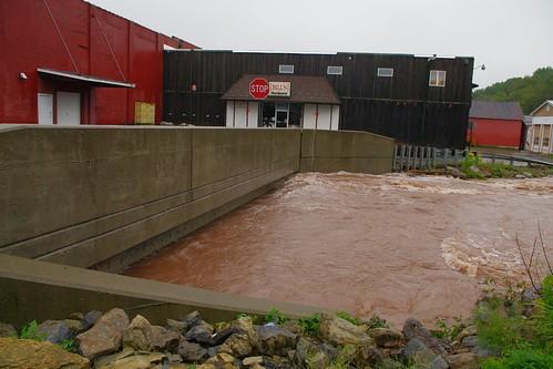Dushore Flooding