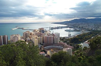 transporte en Málaga