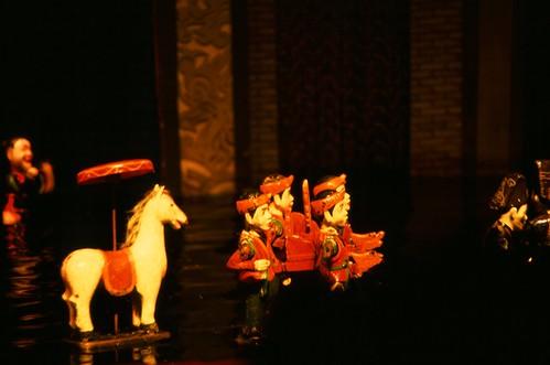 Water Puppet Show @ Ha Noi, Vietnam