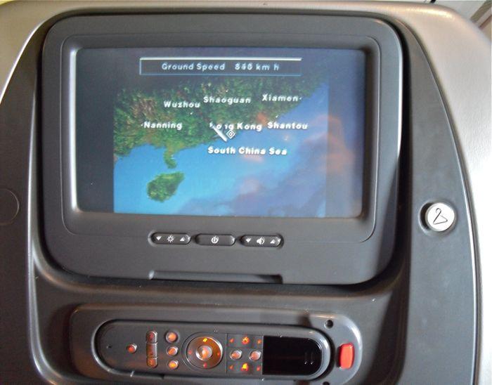 plane map