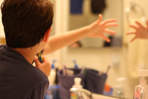 Mirror by julesdu