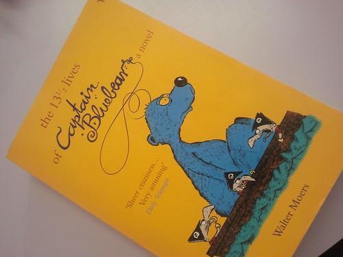 The 13 1/2 Lives of Captain Bluebear : A Novel