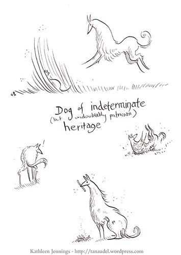 Illustration Friday: Mysterious 2