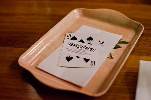 Grasshopper Bar