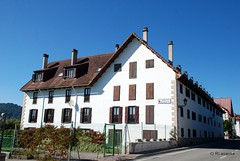 Casa a la entrada de Burguete