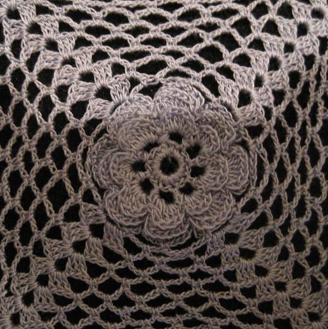 free blue irish rose pattern