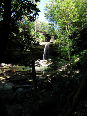 Buttermilk Falls