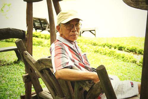 The coolest grandpa.