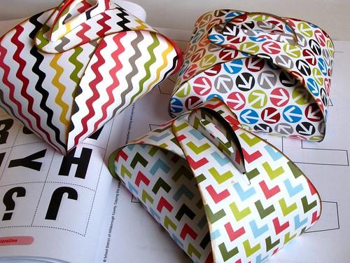 Sweet treat bags for teachers