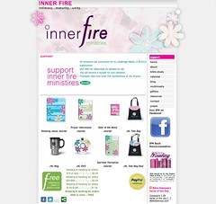InnerFire.co Women's Ministry Shopping Cart