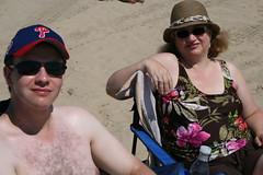 Before the sunburn at Ocean City