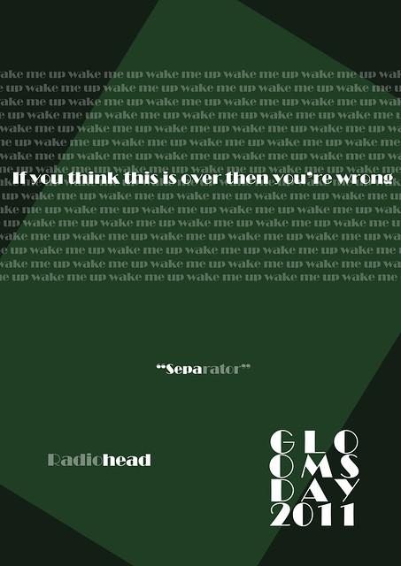 gloomsday 2011 #6: radiohead