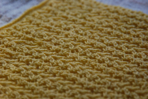 Diagonal view of Bead Stitch by natalief on flickr