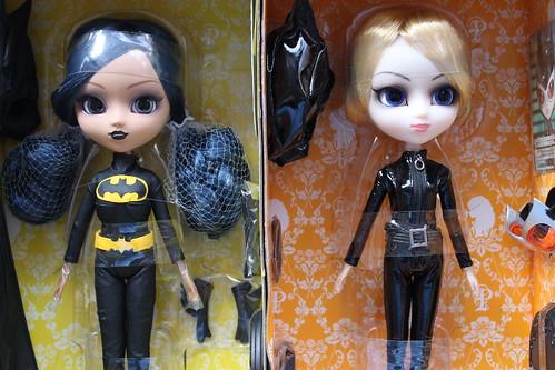Wonder Festival Batgirl & Catwoman