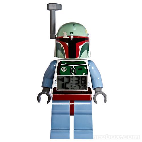 LEGO Boba Fett Clock