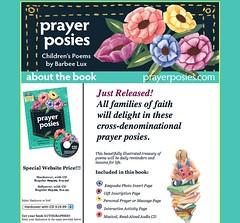 PrayerPosies.com Children's Book Author Detail