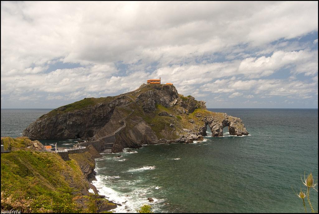 Vista de la ermita II