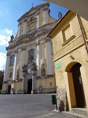 Barokowy kościół św. Martenusa w Lubomierzu by Polek