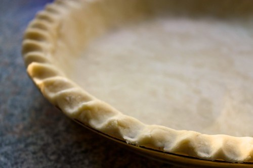 Crimped Pastry