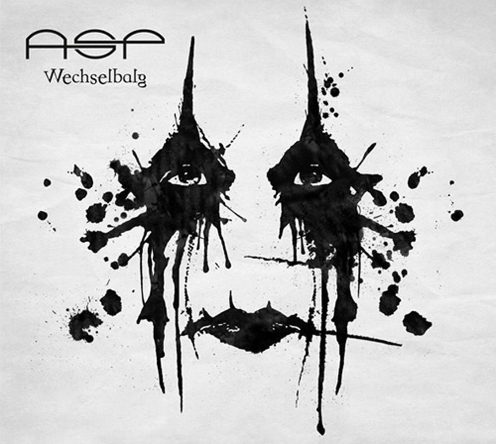 Das neue ASP 'Wechselbalg' Cover