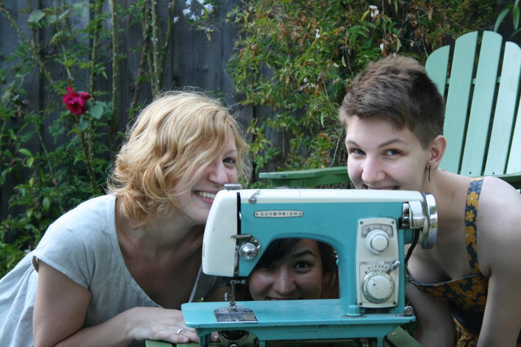 Dana, Chels + Megan