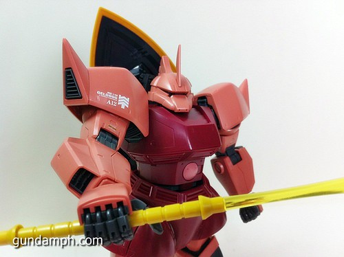 MG Char Aznable's Gelgoog (58)