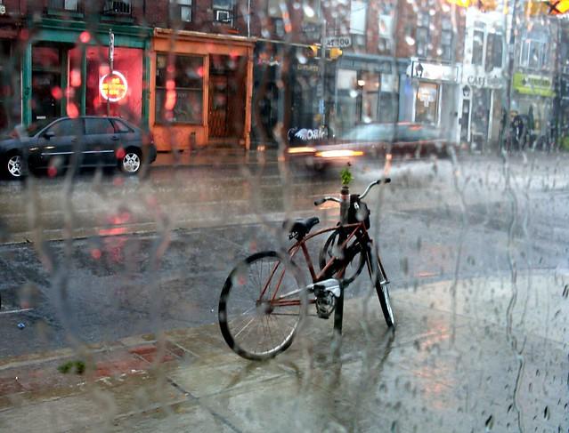 A Very Rainy Day