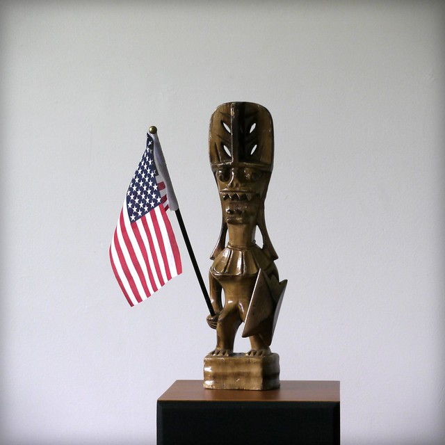 Patriotic Tiki