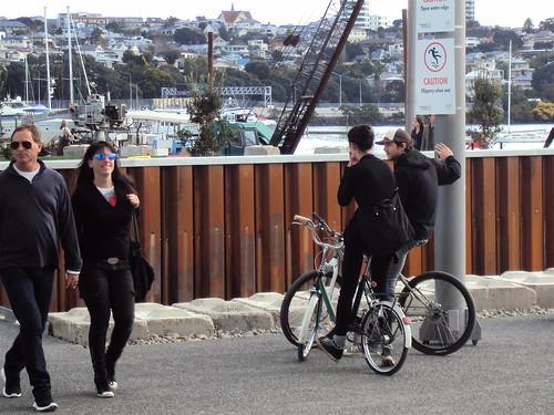 Wynyard Quarter Cyclists