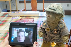 Day 184 - A Video Call From Ben