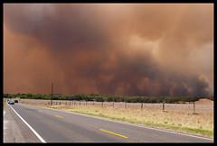 Bastrop Wildfires