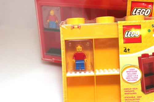 LEGO Minifigure Display Case - 2