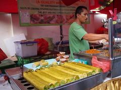 Lemang, Ramadan Bazaar