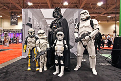 FanExpo 2011, The Vader Family