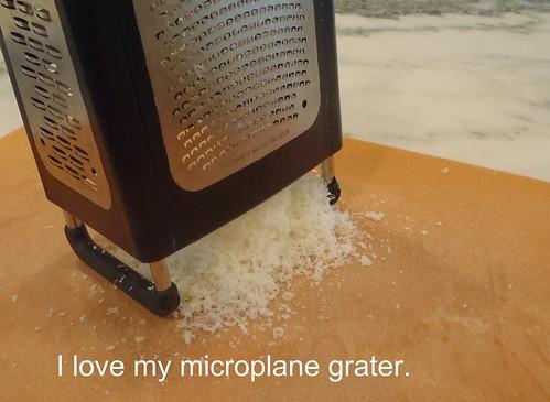 microplane love