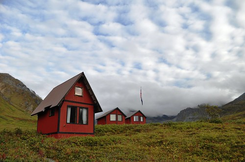 Hatcher Pass Lodge in Independence Valley, Palmer, AK