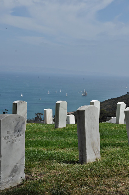 Point Loma, National Cemetary